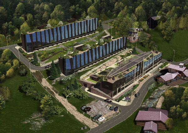 2-я Фотография ЖК «Baikal Hill Residence»