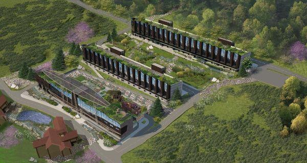 3-я Фотография ЖК «Baikal Hill Residence»