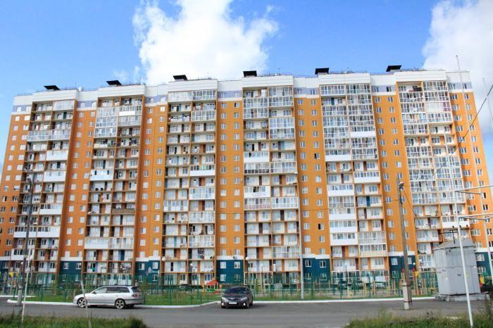 фото ЖК Зелёные Горки-3