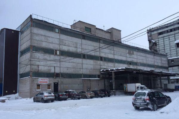 Складской комплекс на Ленинградском проспекте, 386
