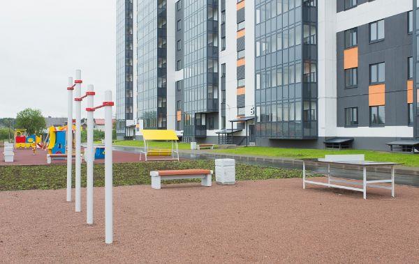 1-я Фотография ЖК «Новоселье: Городские кварталы»