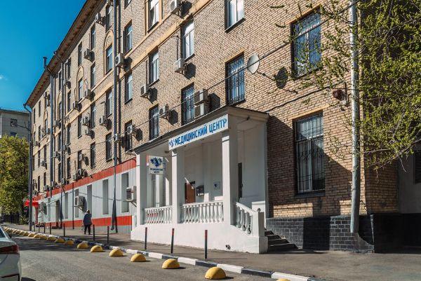 Офисное здание на ул. Ярославская, 8к6