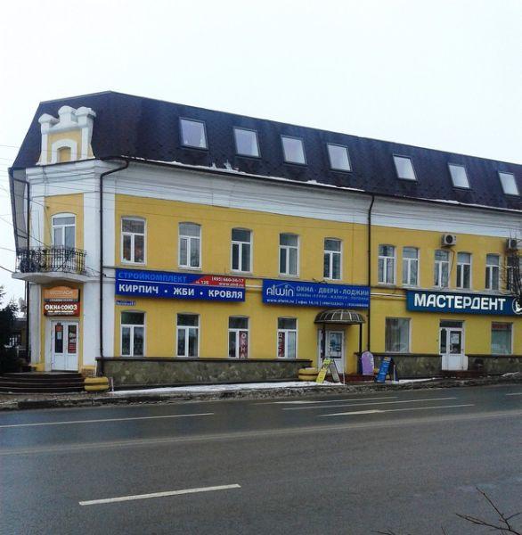 Бизнес-центр на ул. Московская, 44