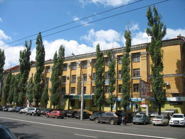 Бизнес-центр Гипрокаучук