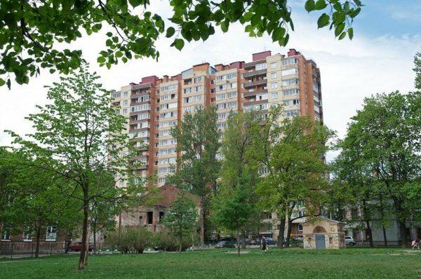 2-я Фотография ЖК «Ольминского 5»