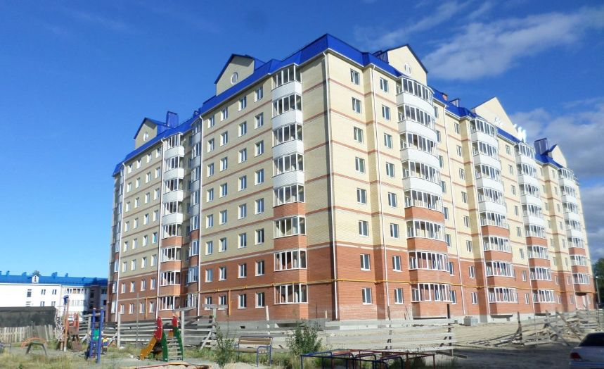 купить квартиру в ЖК Жилой дом в микрорайоне Нефтяник