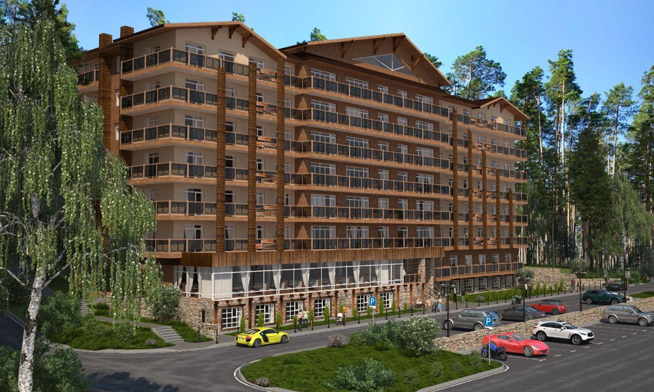 ЖК Sunny Valley Sports Residence (Санни Вэлли Спортс Резиденс)