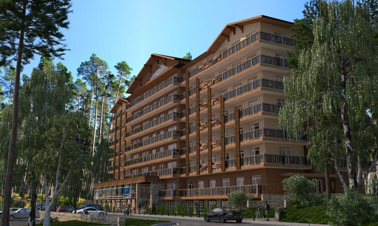 жилой комплекс Sunny Valley Sports Residence (Санни Вэлли Спортс Резиденс)