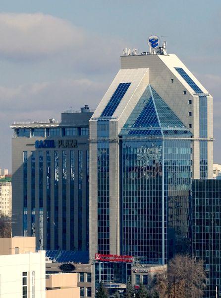 Бизнес-центр Gazoil-Plaza (Газоил-Плаза)