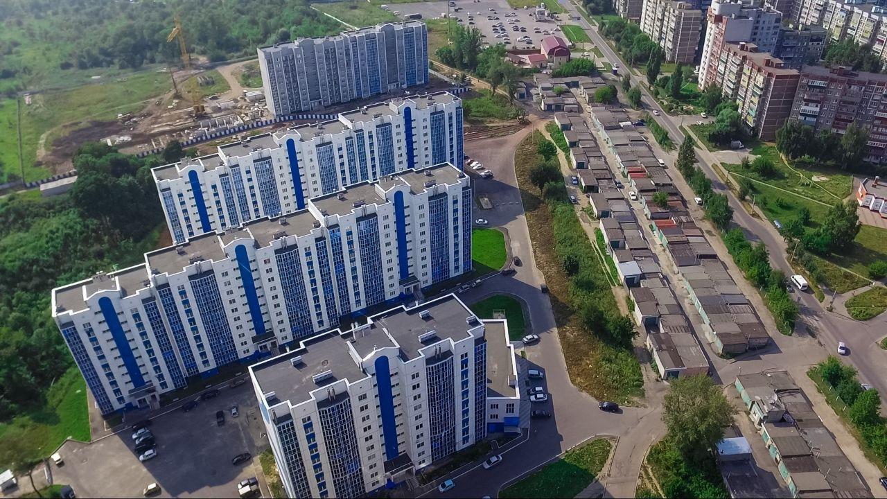 фото ЖК Белорусский квартал