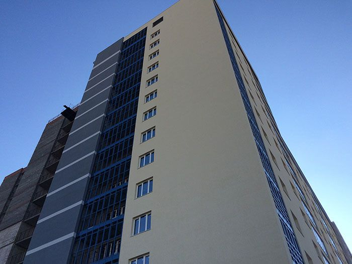 жилой комплекс Сочинский