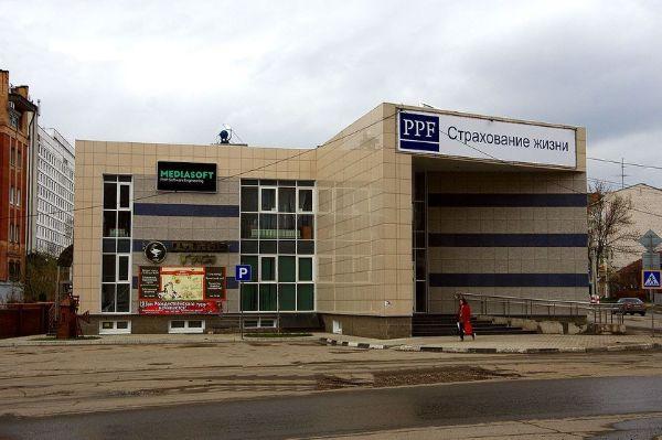 Офисное здание Омега