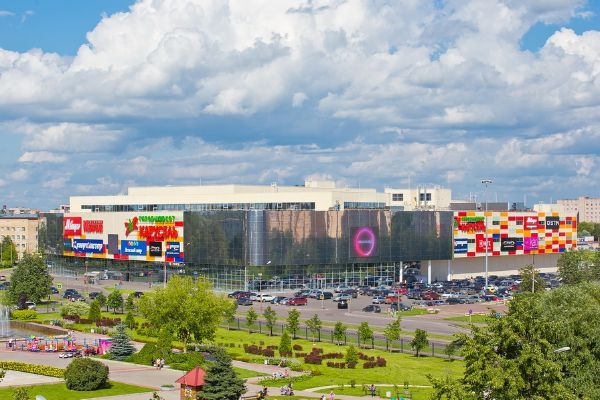 Торгово-развлекательный центр Мармелад