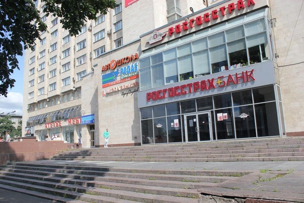 БЦ Приморский