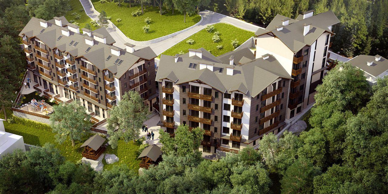 купить квартиру в ЖК Бочаров ручей