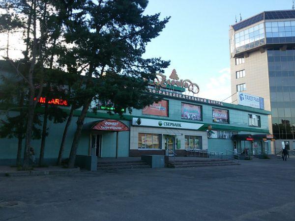 Торгово-развлекательный центр Ёлочка
