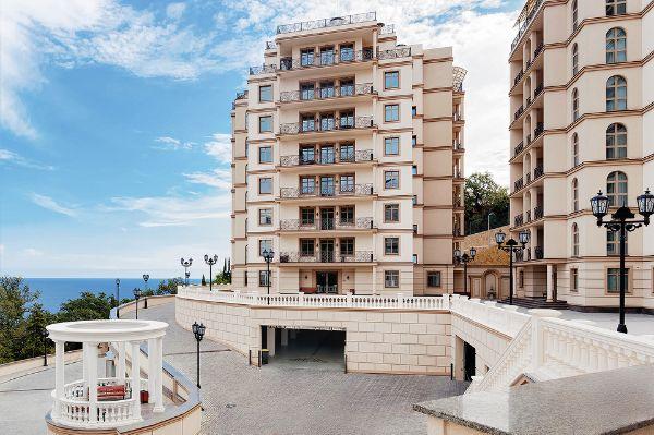 1-я Фотография ЖК «Резиденция Дипломат»