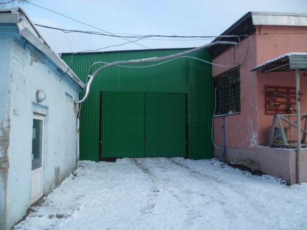 Склад на ул. Грибоедова, 2к1