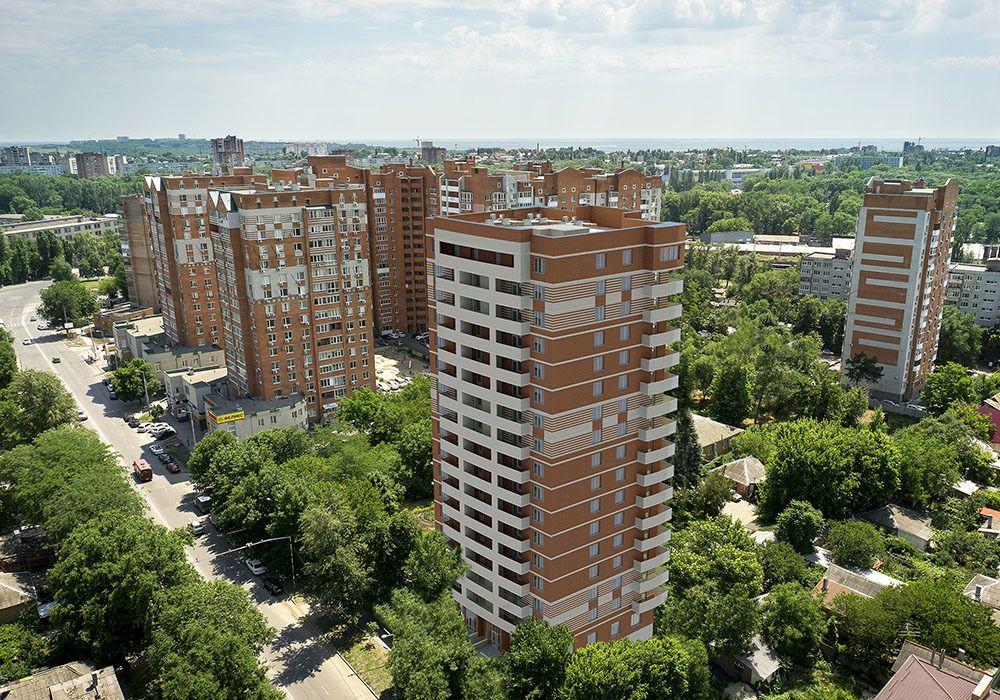 жилой комплекс Ленинские горки