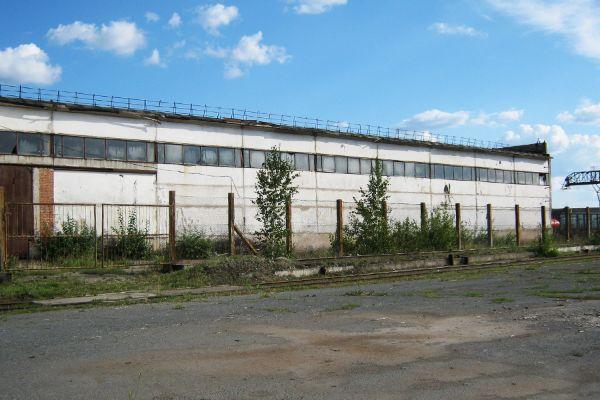 Складской комплекс на ул. Пойма, 69
