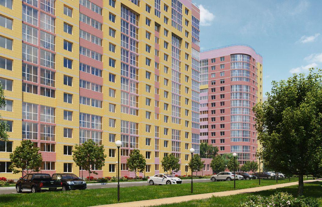 купить квартиру в ЖК Янтарный город