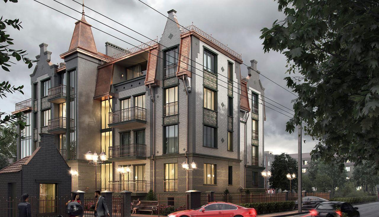 продажа квартир Дом на Огарева