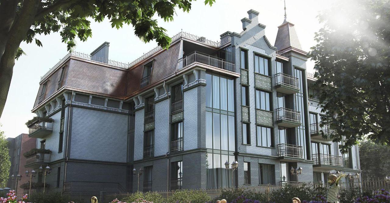 жилой комплекс Дом на Огарева
