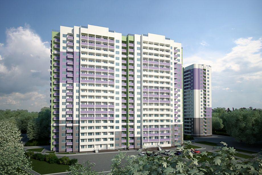жилой комплекс Астраханский