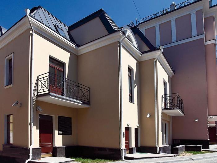 жилой комплекс Печатников 12
