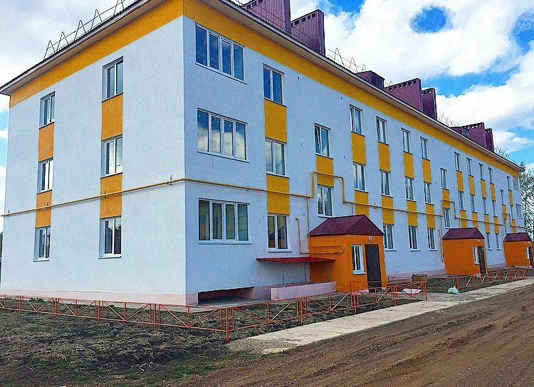 ЖК Эверест с.Кармаскалы