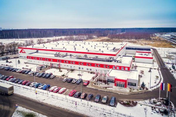 Индустриальный парк DEGA Ногинск (Дега Ногинск)