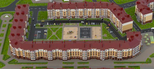 2-я Фотография ЖК «Парадный - 1 в Славном»