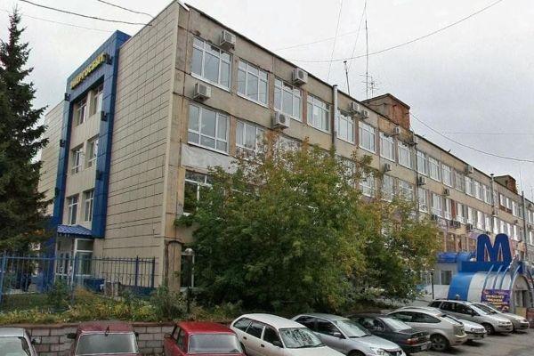 Торгово-офисный комплекс Метрополис