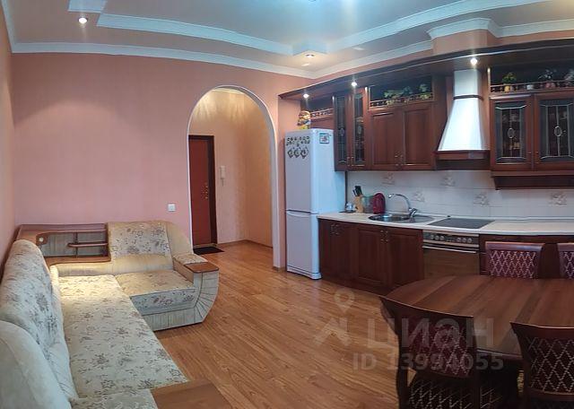 Продается однокомнатная квартира за 2 250 000 рублей. Самарская обл, г Тольятти, ул Дзержинского, д 5А.