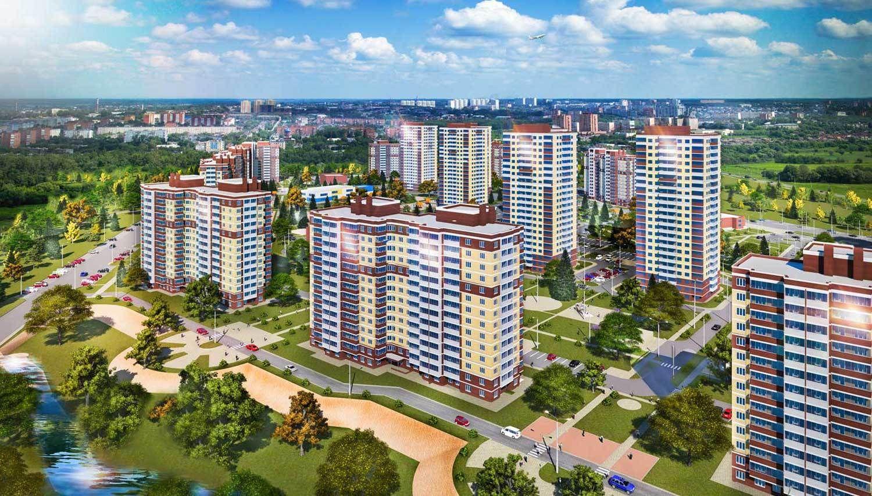 жилой комплекс Юго-Восточный