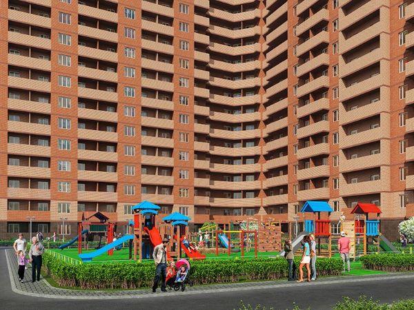 9-я Фотография ЖК «Семейный парк»