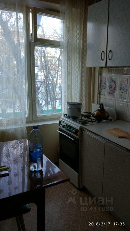 Продаю двухкомнатную квартиру 45м² Одесская ул., 25, Москва, ЮЗАО, р-н Зюзино м. Каховская - база ЦИАН, объявление 240946046