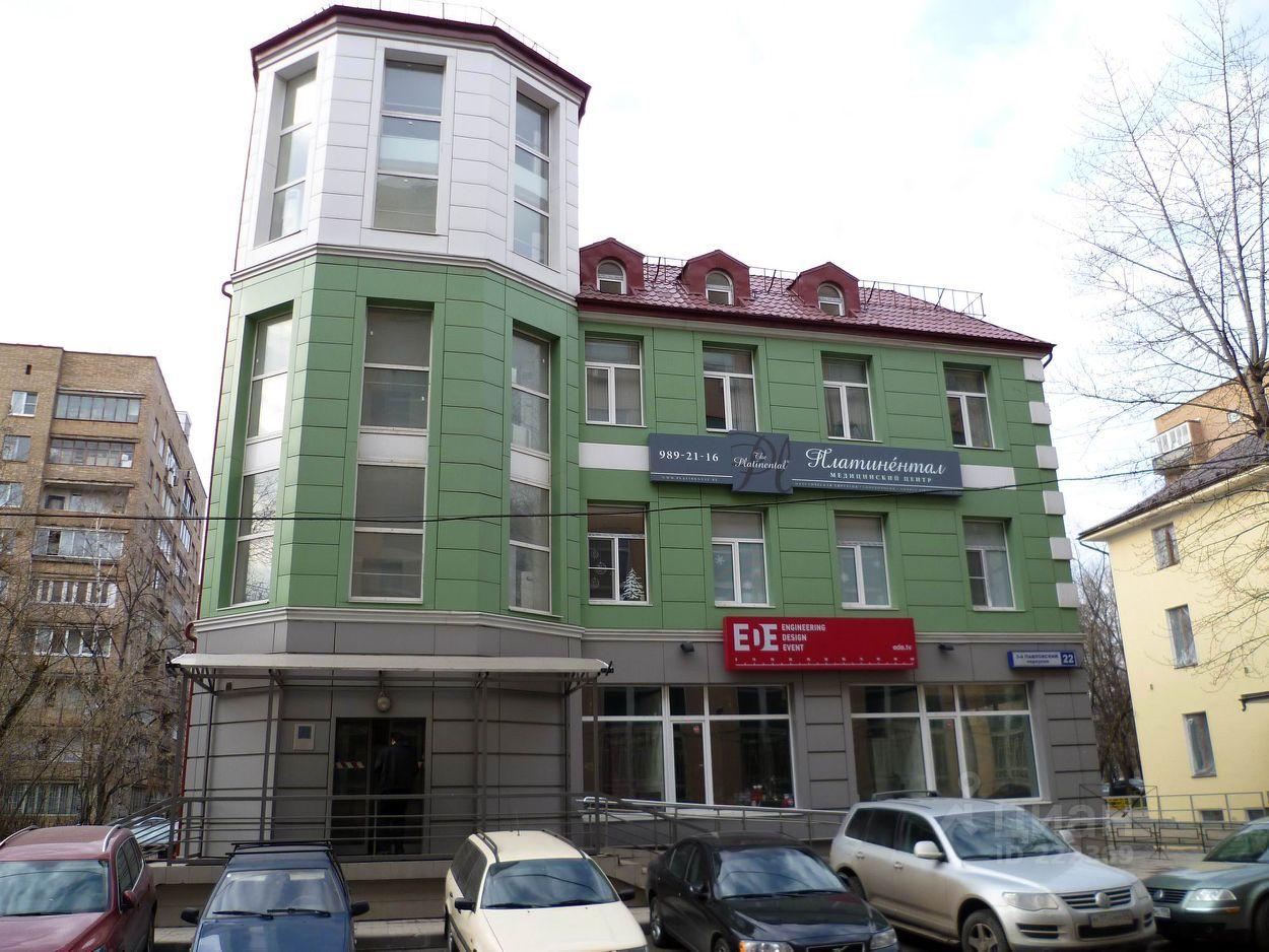 Офисные помещения Добрынинский 3-ий переулок аренда маленького офиса войковская