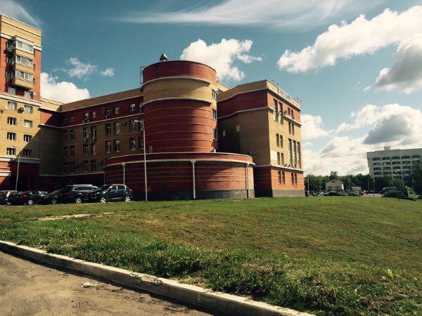 Деловой центр Консоль