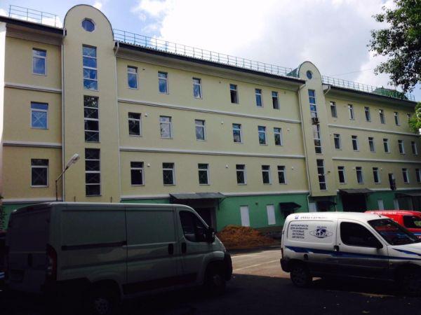 Бизнес-центр на ул. Большая Семеновская, 43с2