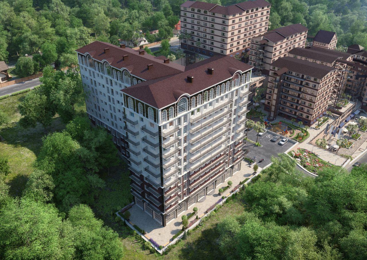 жилой комплекс Грин Хоста