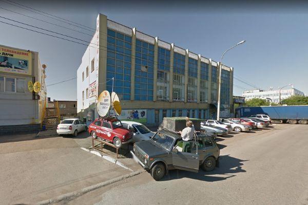 Производственно-складской комплекс Лита