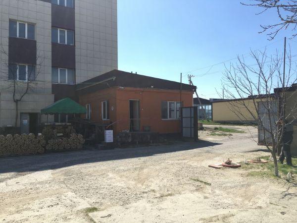 Складской комплекс на ул. Коломийцева, 33