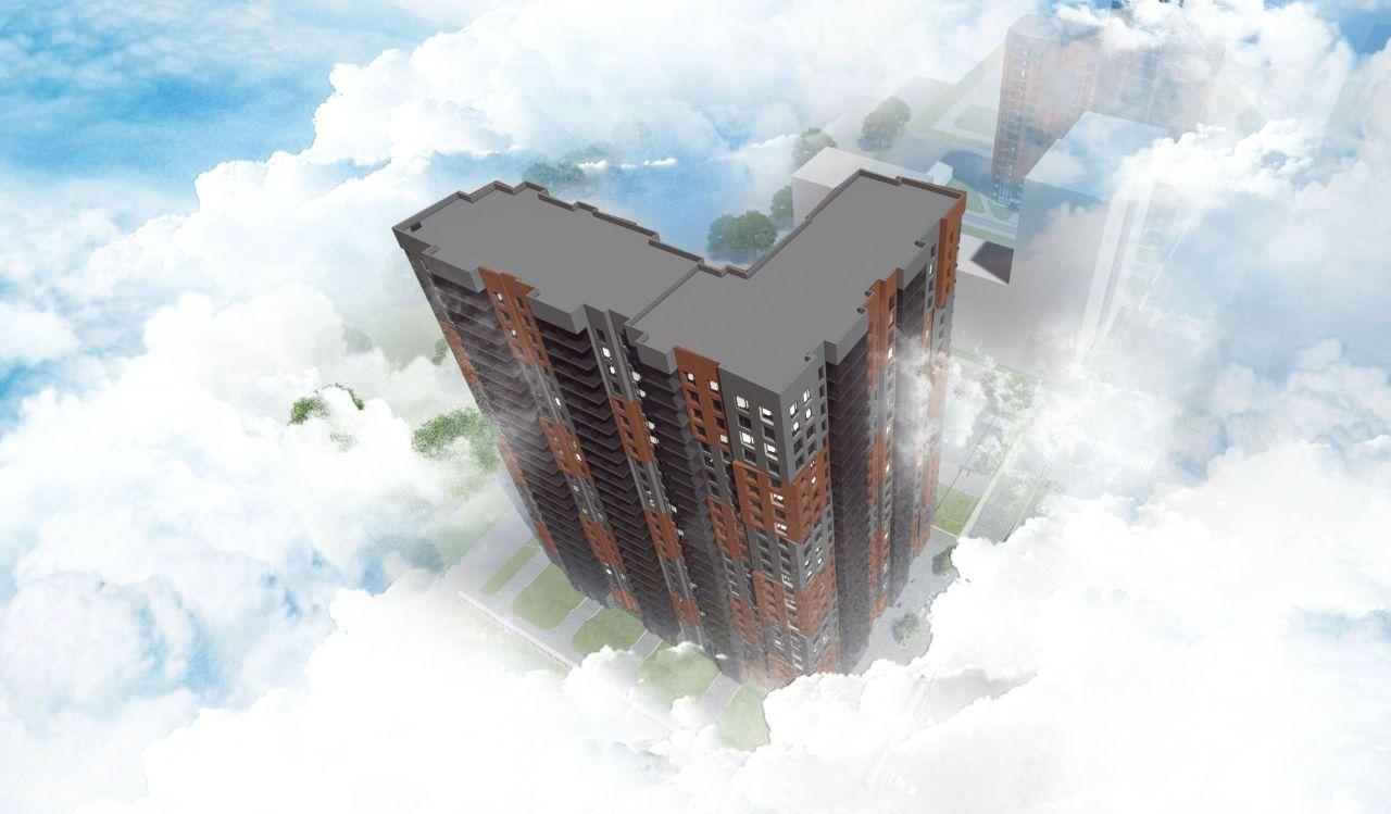 купить квартиру в ЖК Облака