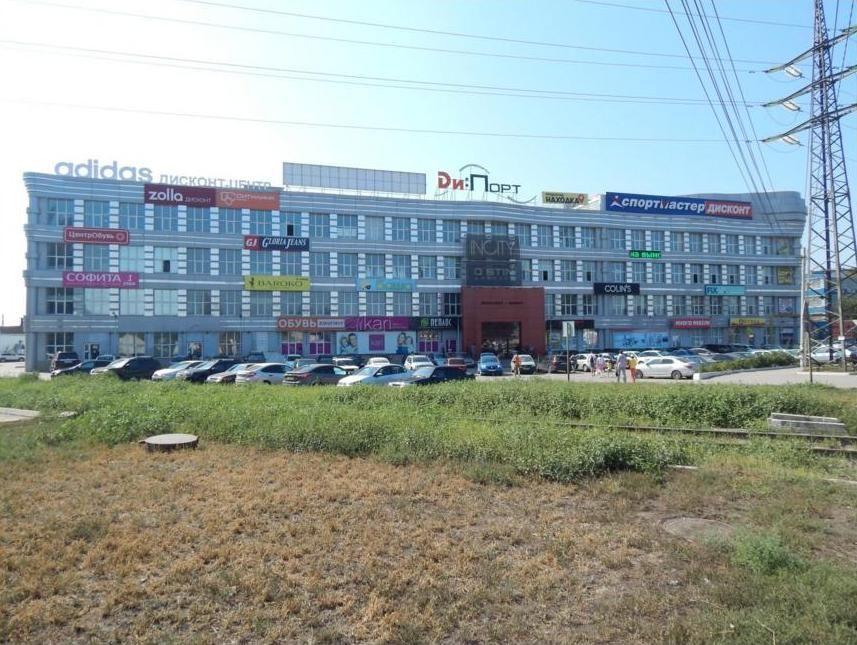 Торговом центре Ди-Порт