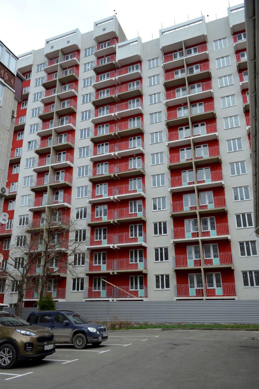 купить квартиру в ЖК Солнечный город