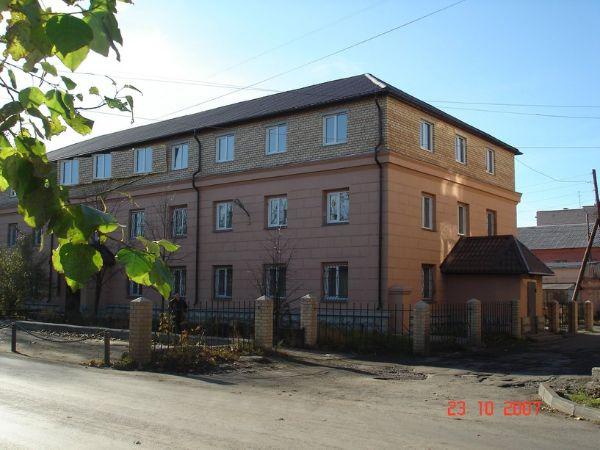 Офисное здание на ул. 40 лет Октября, 30