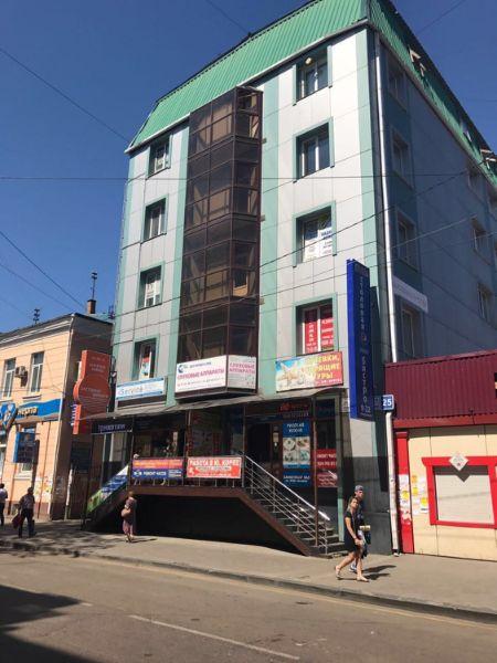 Портал поиска помещений для офиса Поленова улица аренда в краснодаре, ул.красная.аренда офиса 281 кв.м.500кв.м