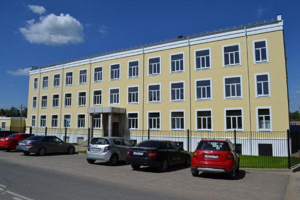 Офисно-гостиничный комплекс в посёлке Раменской Агрохимстанции, 5А