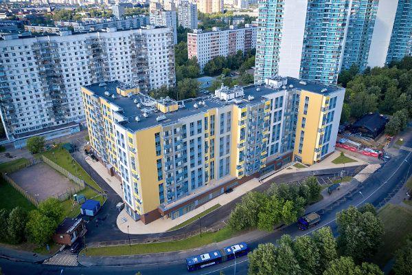 3-я Фотография ЖК «Дом на Барвихинской»